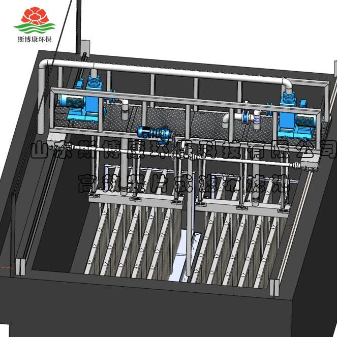 農村生活污水處理廠家:濾布濾池設備知多少