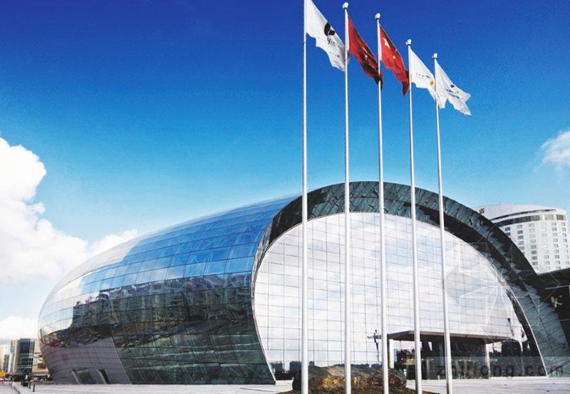 深圳保利剧院钢结构