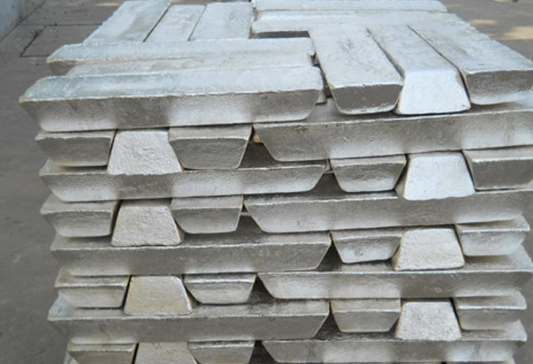 High-purity Magnesium Ingot