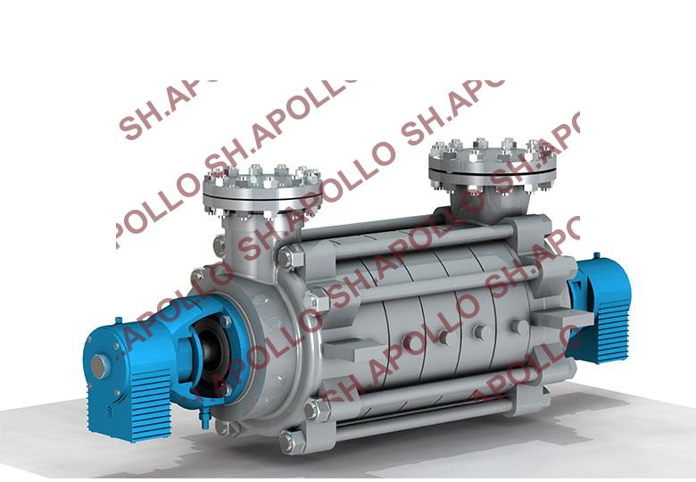 Ring-section Multi-stage Pump AHD