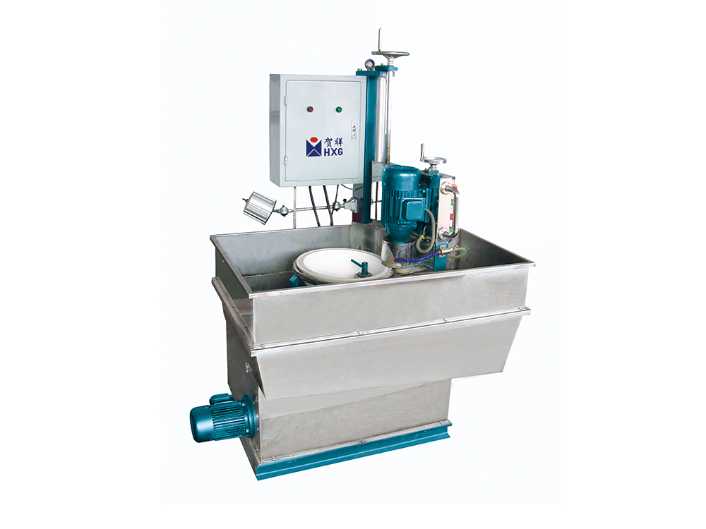 GRINDER FOR COUNTER BASIN