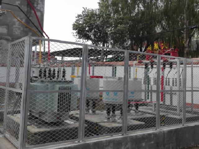 青海省变电站电压调节型无功补偿装置SVQR-1000-10.5