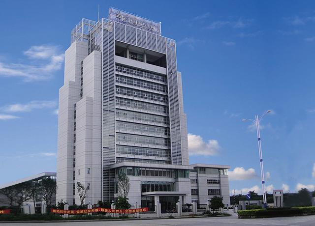 恩平供電局生產調度生產樓