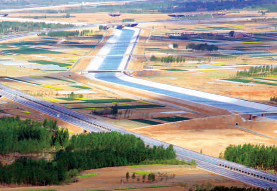 銀川都市圈西線供水項目