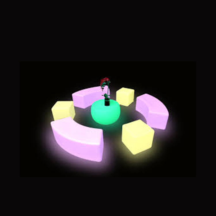 广东滚塑LED发光灯饰家具外壳定做代加工