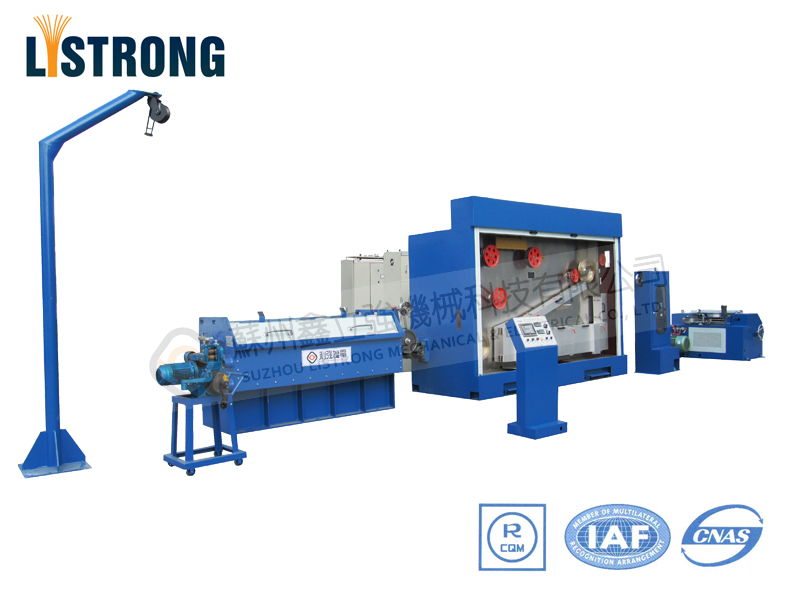 17DCT(17DC+350T+WS630) Intermediate Copper Wire Drawing Machine with Annealer