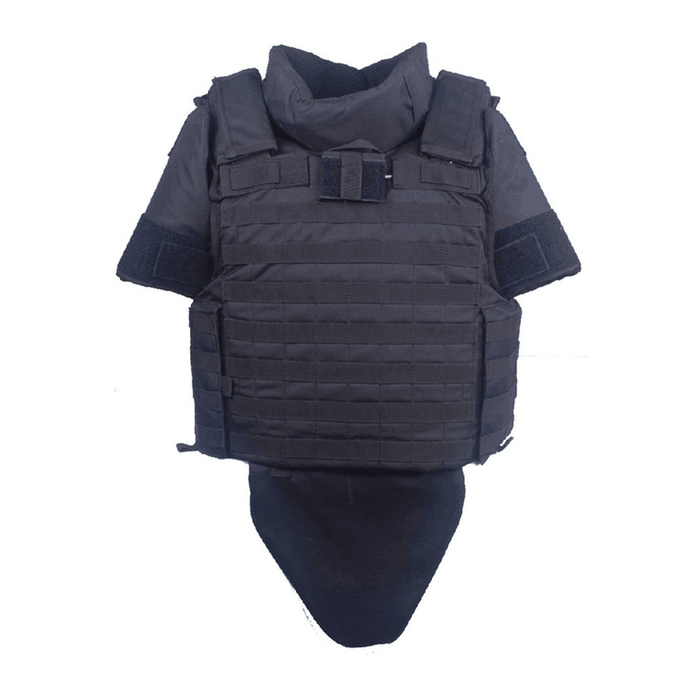 What are the uses of bulletproof jacket introduced by PASGT helmet?