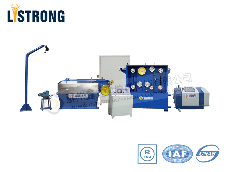11DT Intermediate Copper Wire Drawing Machine with Annealer