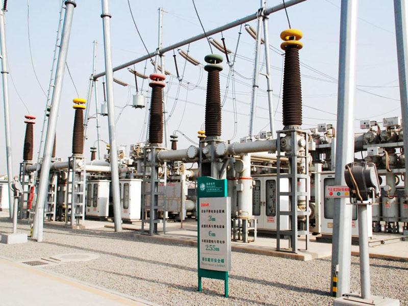 金江泵站二期扩建高压增容配电工程设备采购及安装项目