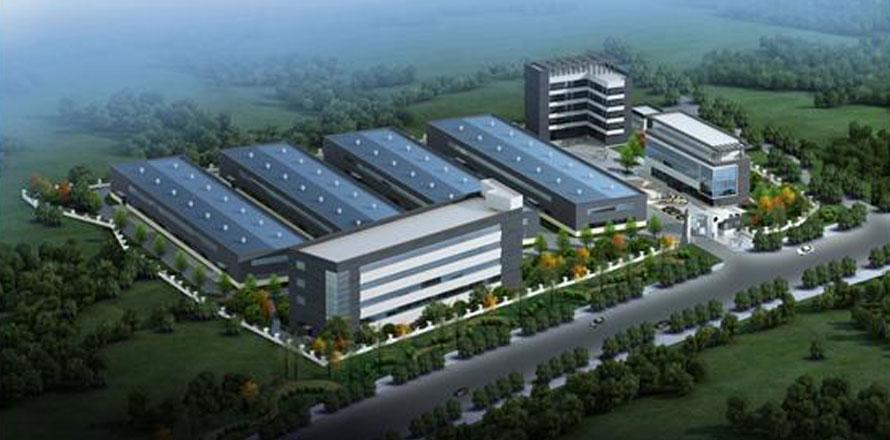 重庆中泽塑胶品公司李渡新区项目