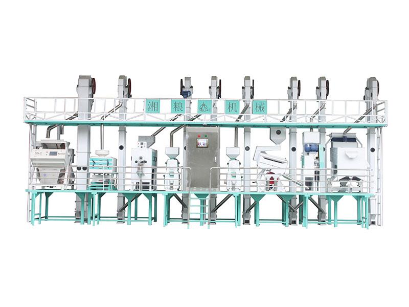 CTNM30型自動化成套碾米設備