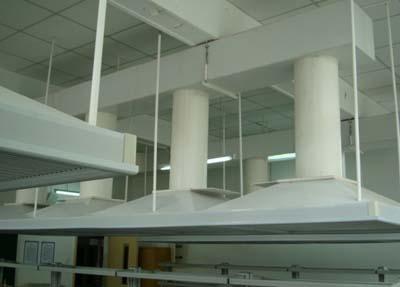 懸掛式排氣罩