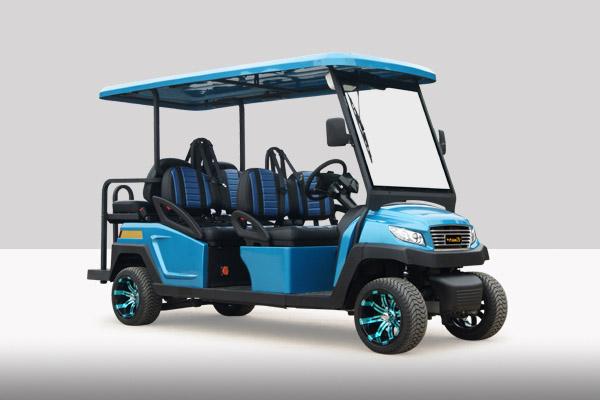6座高尔夫球车(M1S4+2)