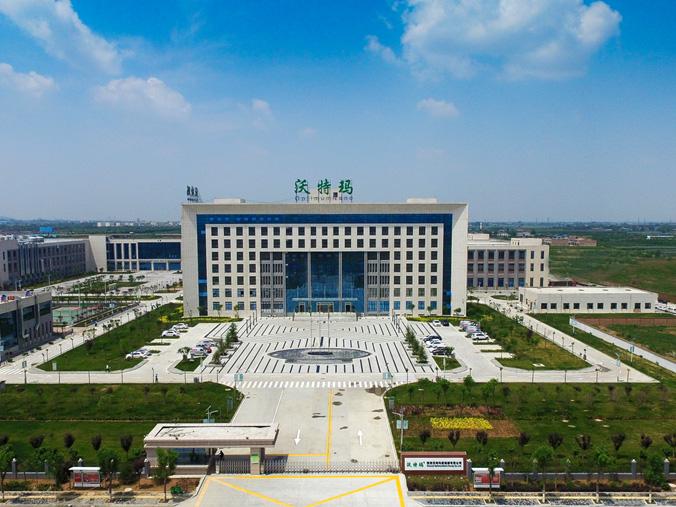 渭南高新區沃特瑪新能源電池廠樁基工程