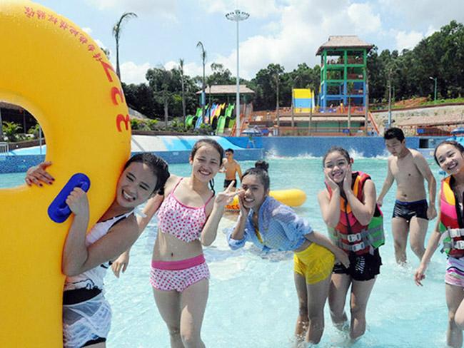 深圳觀瀾生態水上樂園