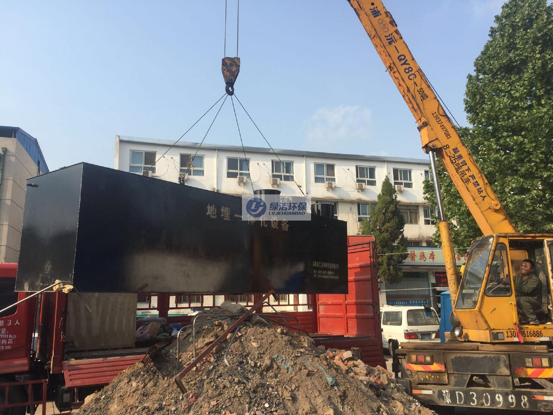襄城中医院医疗废水处理项目