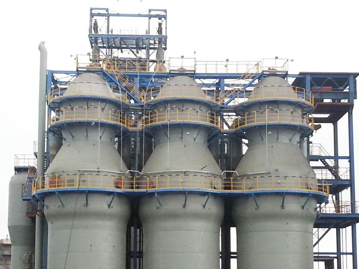 常州东方特钢550m3高炉热风炉系统EPC工程
