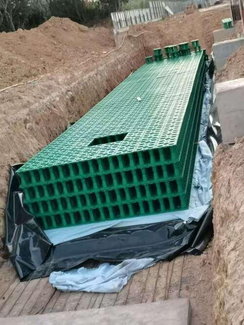 福建省-漳州寶灣國際智慧產業園雨水收集項目工程
