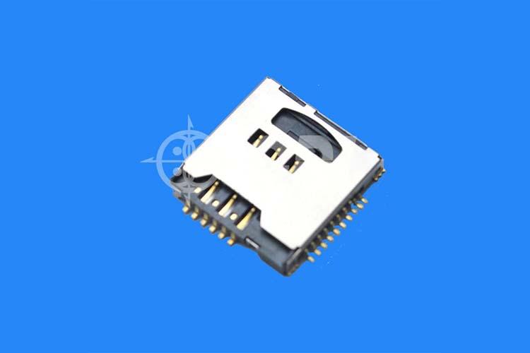 T- Flash + SIM卡