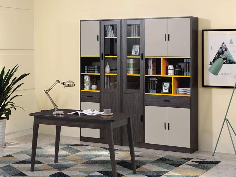 書柜-書桌