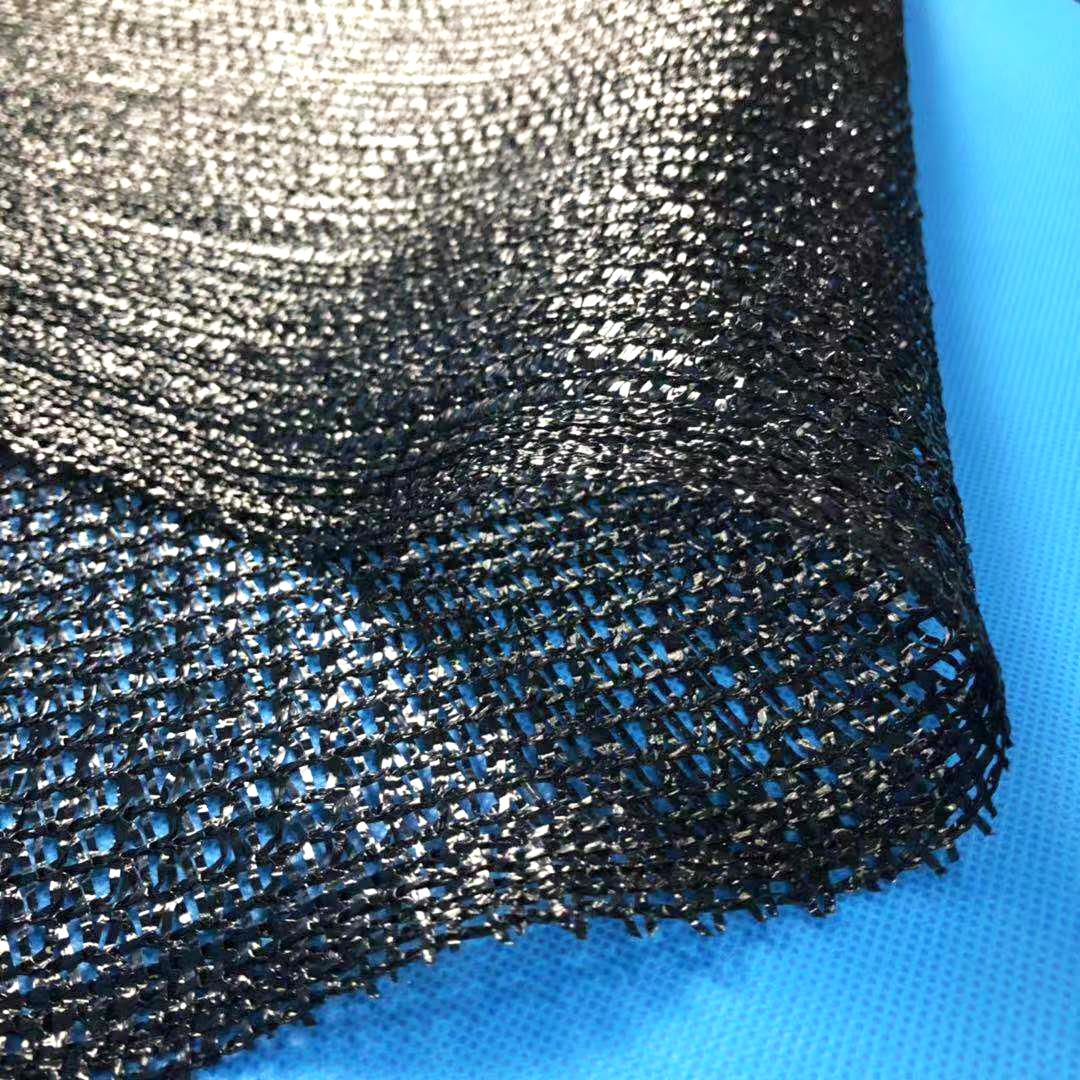 邁希爾3針黑色編織遮陽網