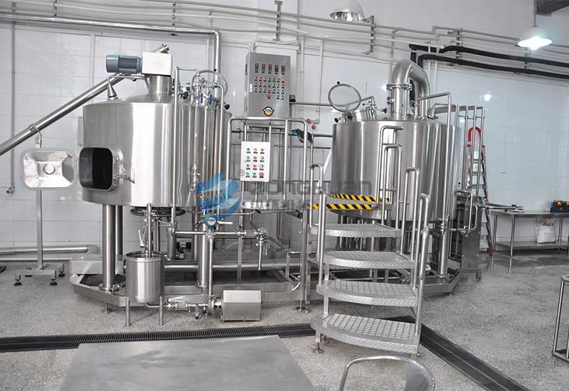 10BBL 酒廠工程項目案例