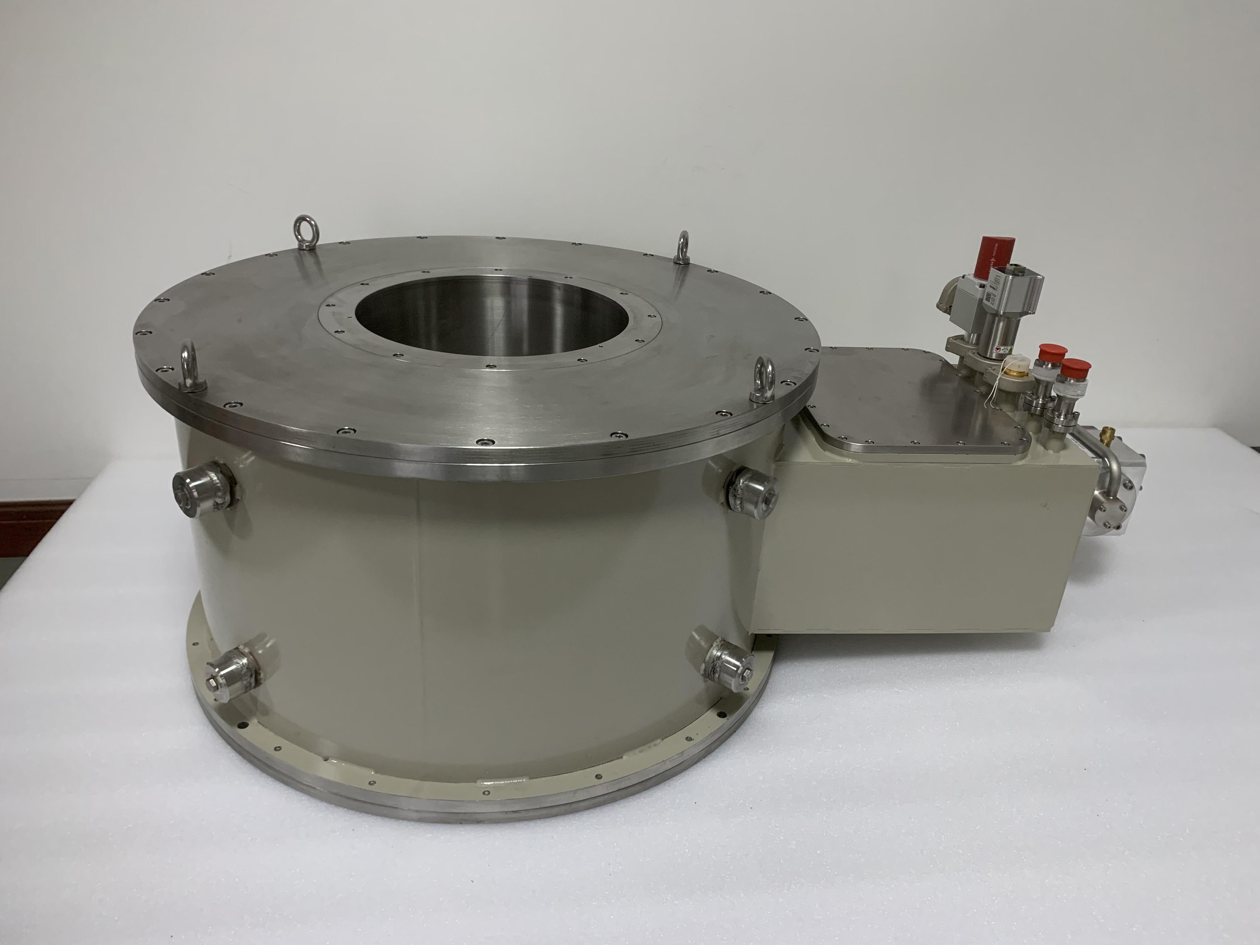 無液氦回旋管超導磁體