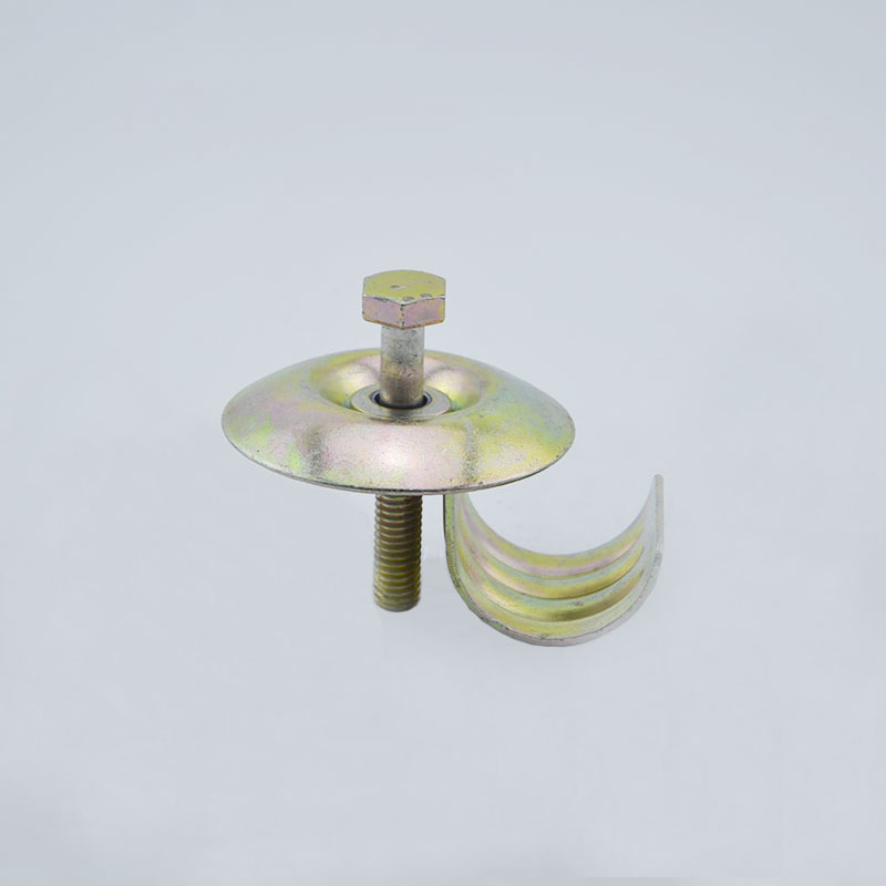 Pressed Scaffold Limpet Clamp