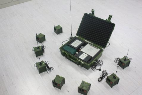 S301聲振傳感器網絡