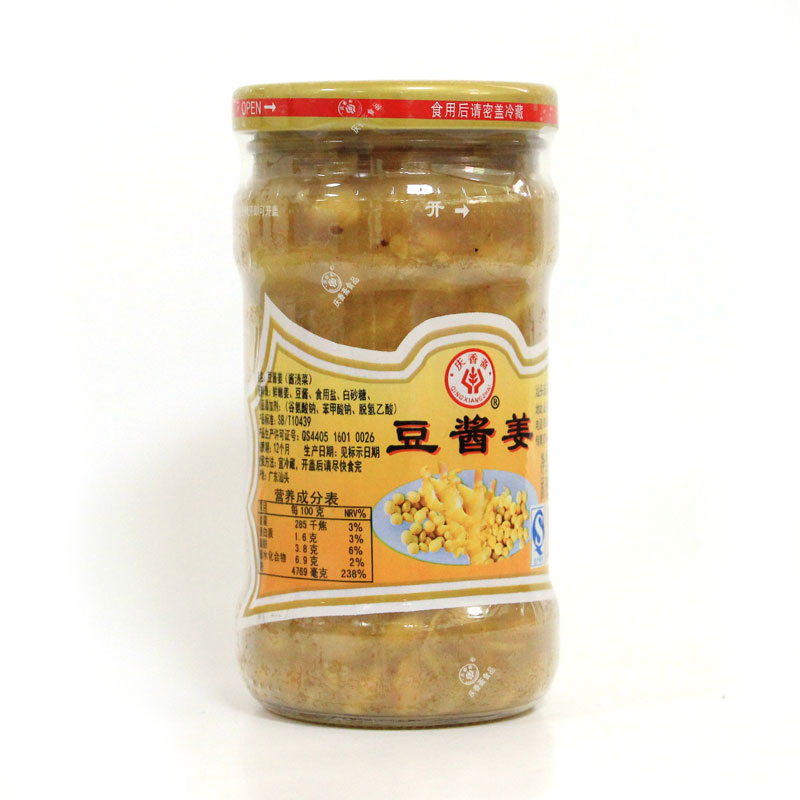 豆醬姜(315克)