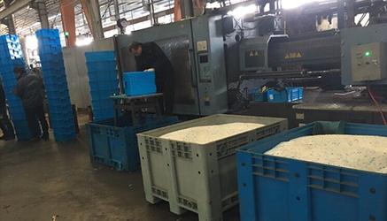 上海物豪塑料有限公司B型物流箱和B型塑料周轉箱的不同