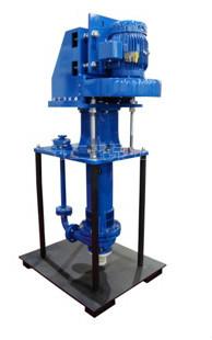 ZW系列雙吸立式渣漿泵