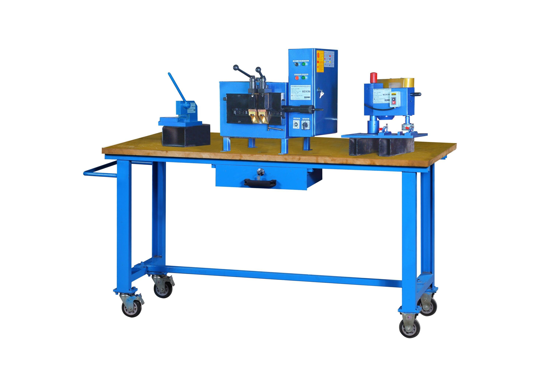 BAS-050MM半自動鋸片閃光對焊機