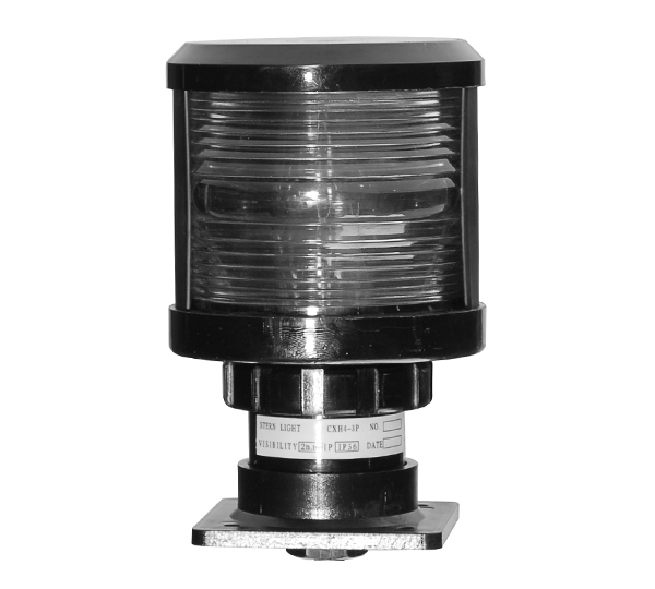 CXH4-3P  Single deck stern light