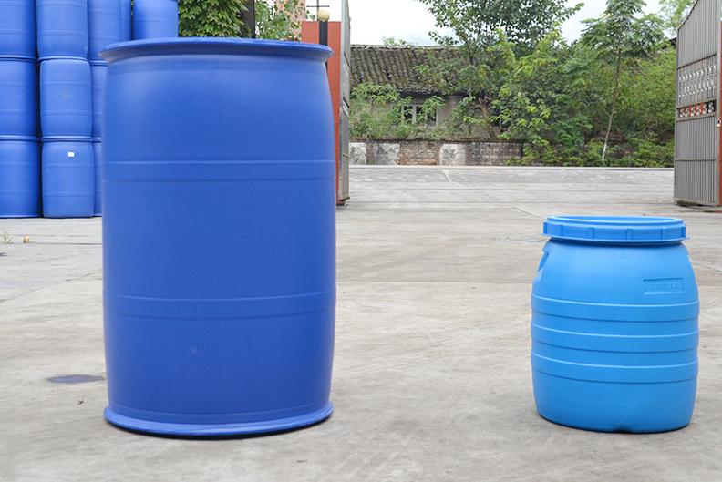 200L闭口、50L开口塑料桶