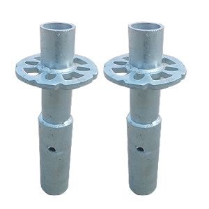 Scaffold Ringlock Base Collar