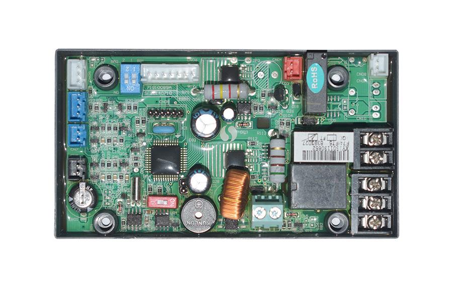 智能水處理閥門控制器主控板