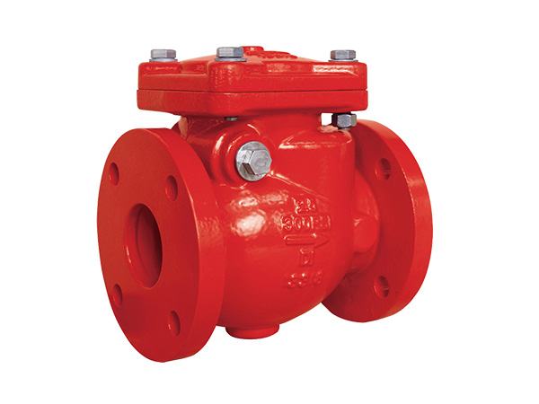 300PSI Swing Check Valve ,Flanged Type XQH-300