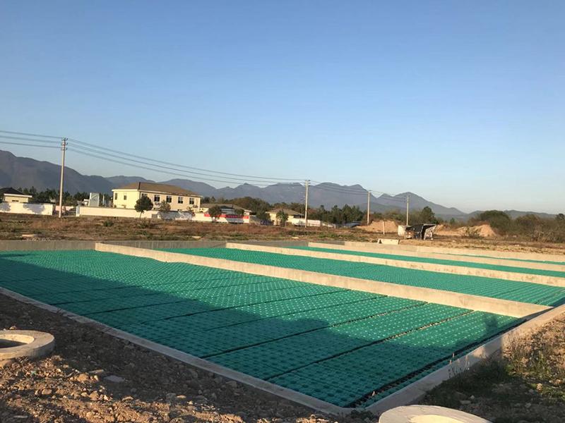 仙居县横溪镇城镇污水处理厂工程
