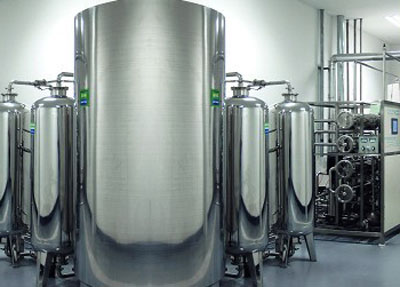 純水系統工藝流程