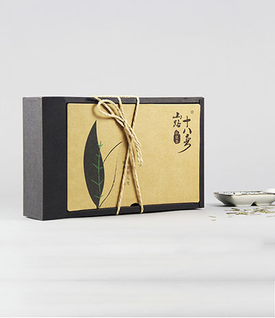 Creative Kraft Carton Customized design bag tea packaging box