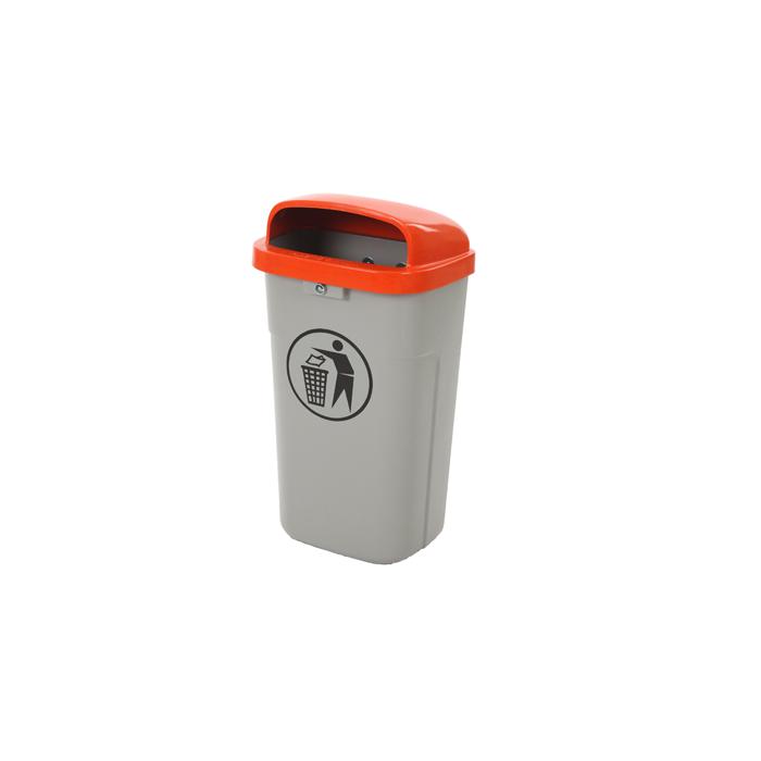 環保垃圾桶2