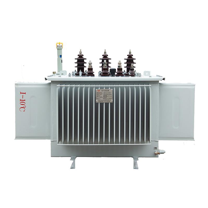 10kV级S11型三相双绕组无励磁调压配电变压器