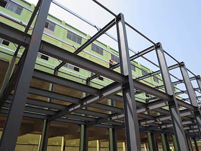 鋼結構工程案例