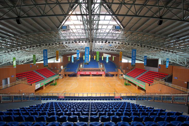 重庆市双桥区体育馆