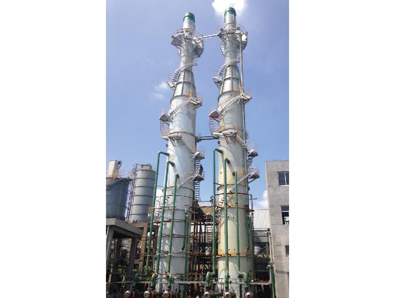 浙江恒逸高新材料有限公司烟气脱硫脱硝工程