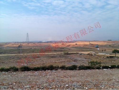 中华人民武装警察部队杭州士官学校新校区建设项目土石方及挡土墙工程