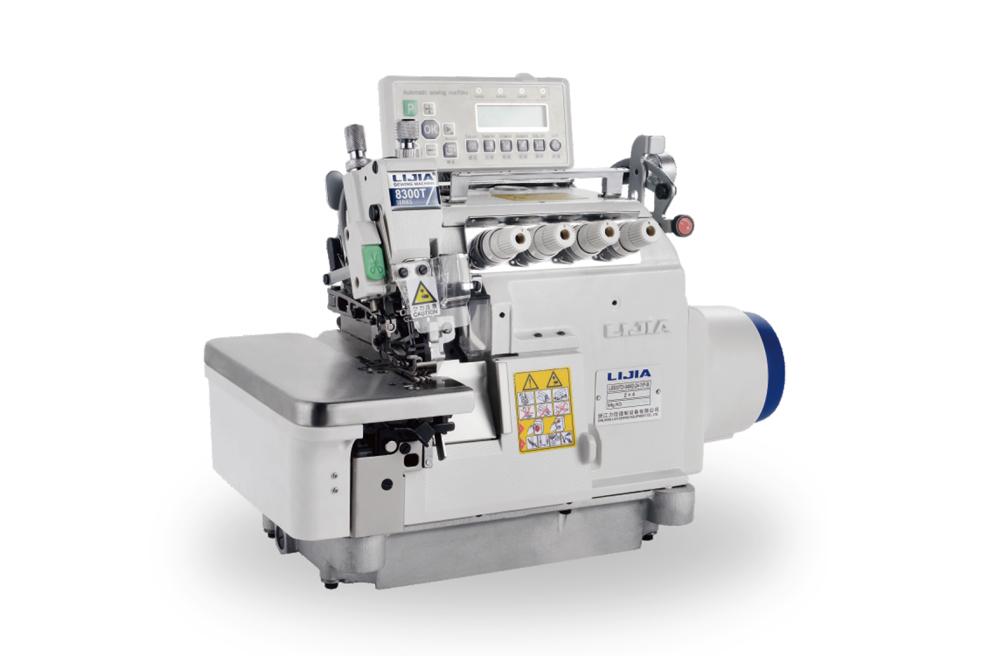 L8300TD-7/P 超高速上下差动全自动剪线平台式包缝系列