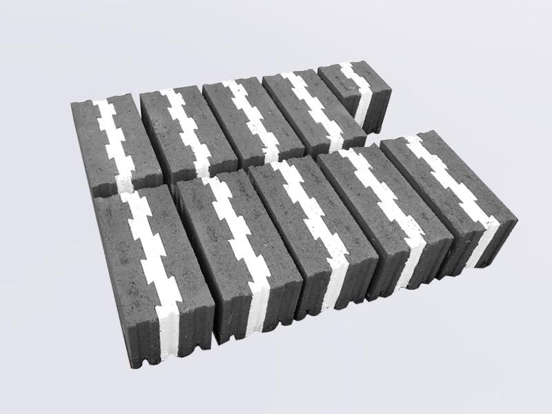 發泡混凝土自保溫砌塊