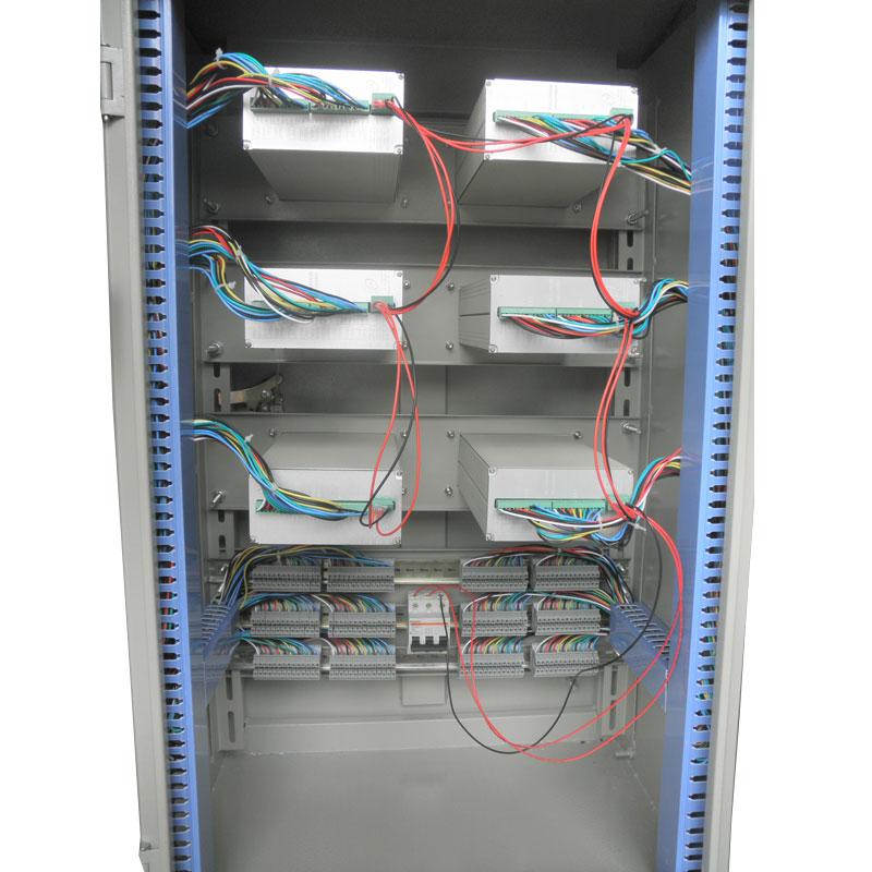 盤裝表輔機保護系統
